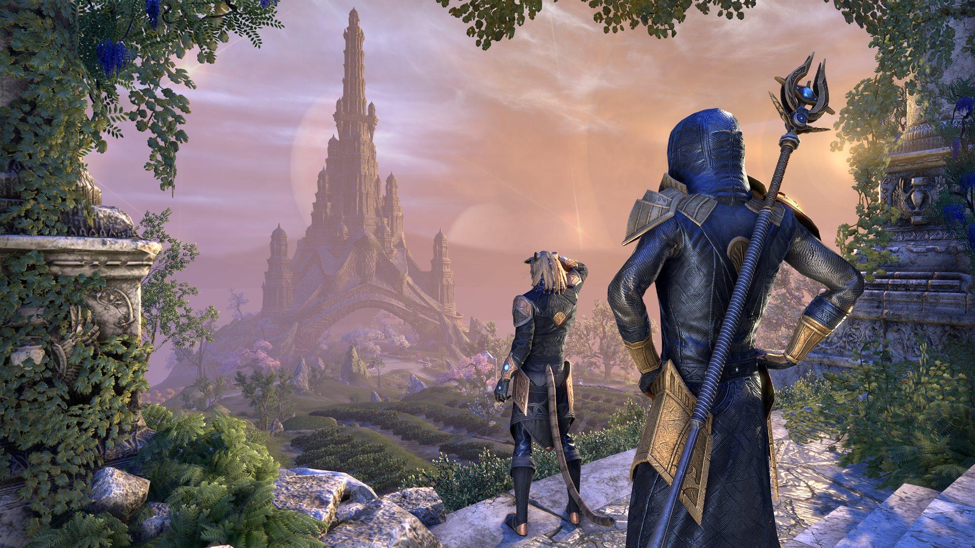 The Elder Scrolls Online: Video präsentiert den neuen Zeitmagier-Orden