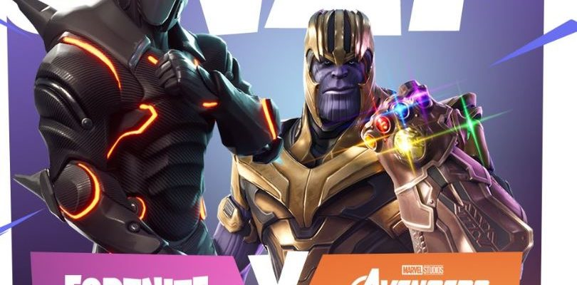 "Fortnite: Neuer Modus ""Infinity Handschuh"" – Mashup bringt Thanos"
