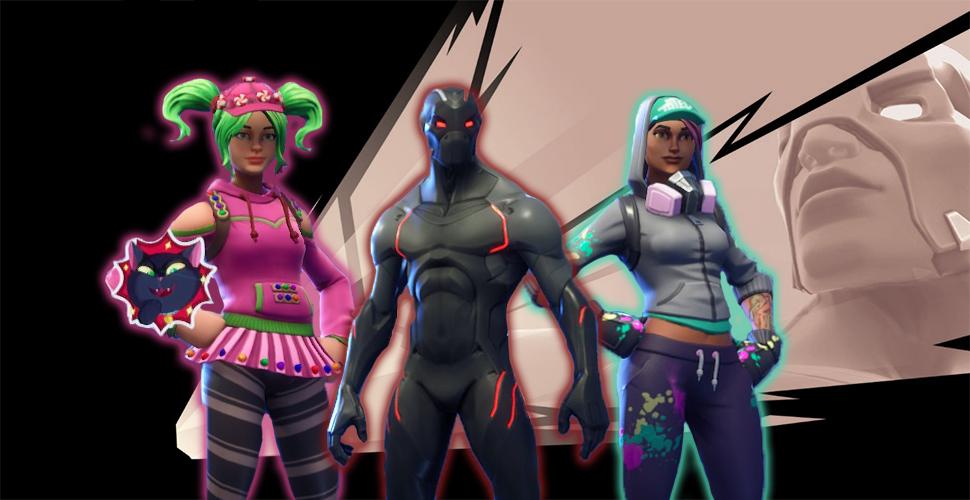 Fortnite Season 4 Skins – Im Battle Pass gibt's Outfits, Emotes und Bling