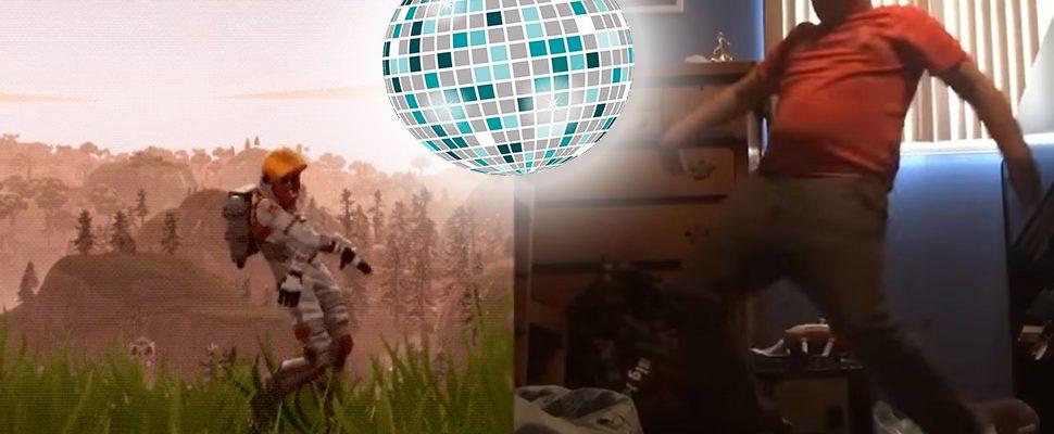 Kind verlor Tanz-Wettbewerb bei Fortnite, ist aber jetzt der große Sieger