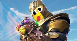 Fortnite Thanos Bekloppt 1