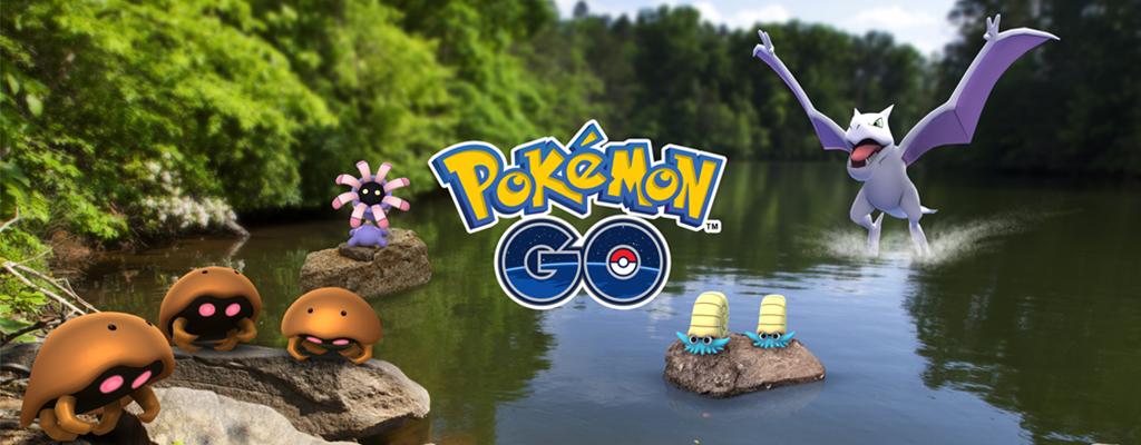 Die Abenteuerwoche in Pokémon GO bringt viele Bonbons und EP!