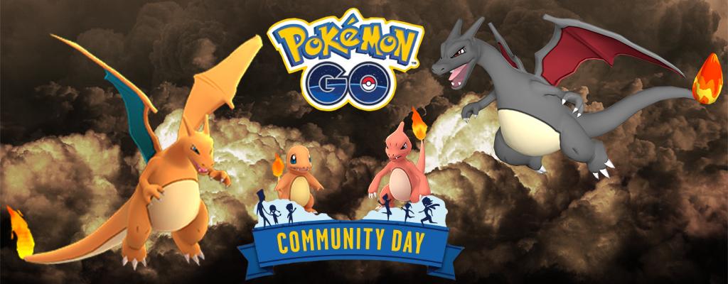 Pokémon GO Community Day im Mai gestartet – Holt Euch Shiny Glurak