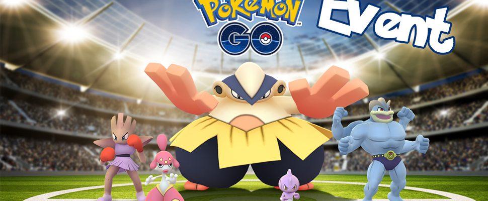 Kampf-Event in Pokémon GO startet und macht Arenen wertvoller