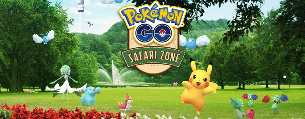 Pokémon GO plant Europa-Event als Entschuldigung für Safari-Zone