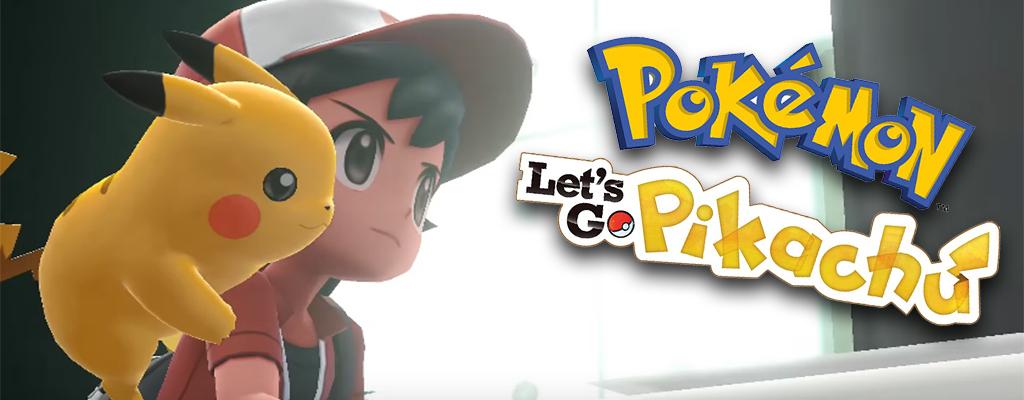 Pokémon: Let's GO ist auch ein Spiel für Pokémon GO Fans