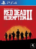 Red Dead Redemption 2 Packshot