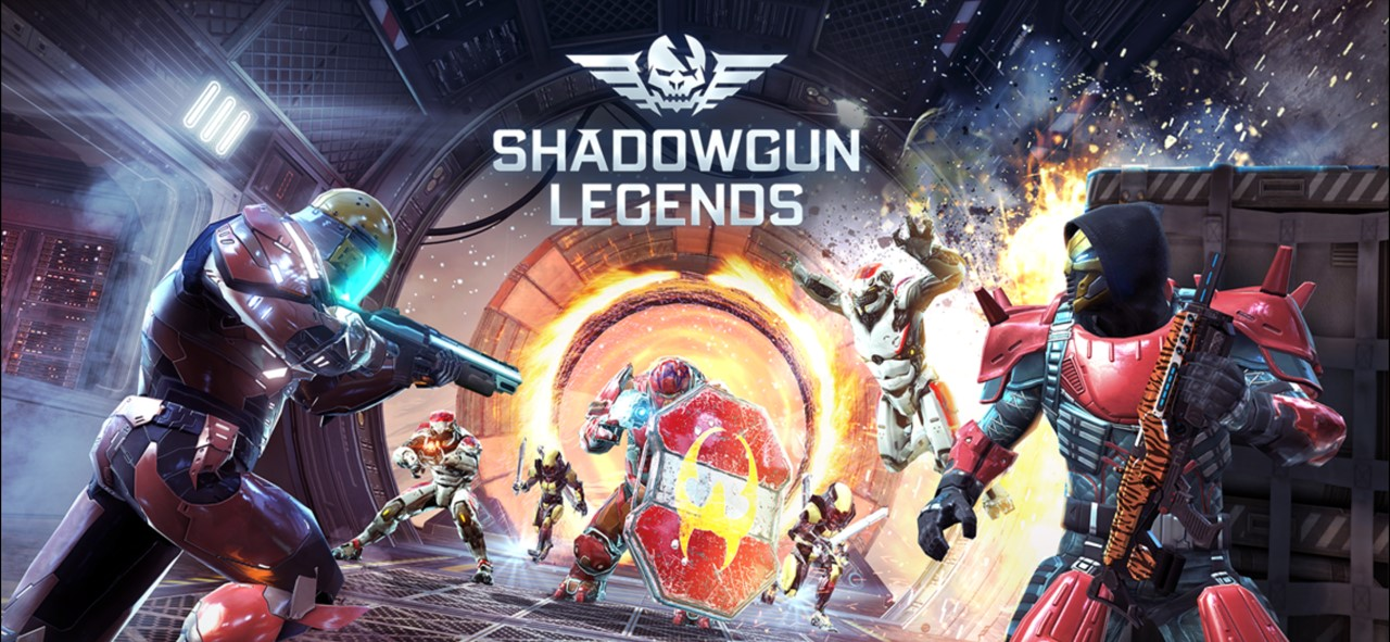 Shadowgun Legends ist im Prinzip Destiny für Android und iOS