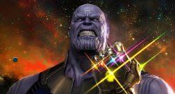 Thanos Infinity Handschuh