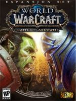 WoW Battle for Azeroth Packshot