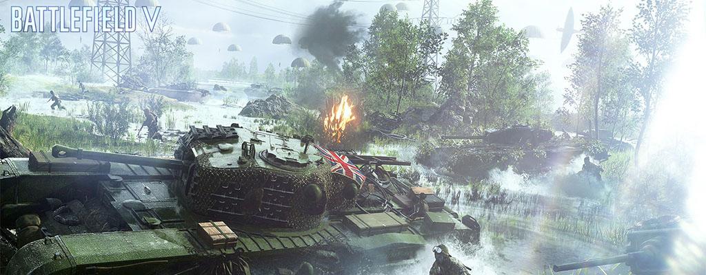 Battlefield 5: Chapter 1 Overture Update kommt heute – diesmal wirklich