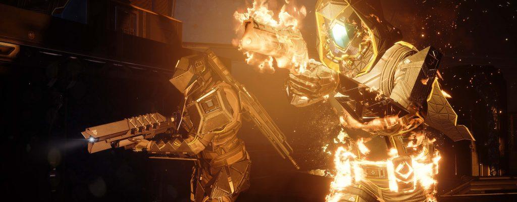 Wichtigste PvP-Frage vor Destiny 2 Forsaken: Sinkt die TTK? Das sagt Bungie