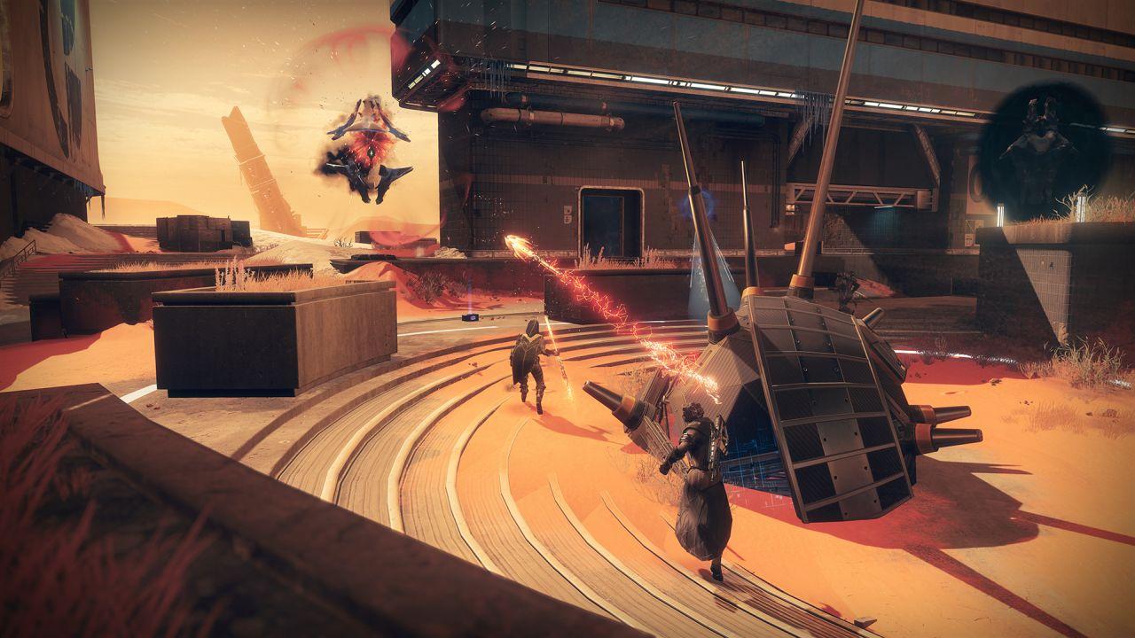Destiny 2: Bungie bestätigt Bug im heroischen WarSat-Event auf dem Mars