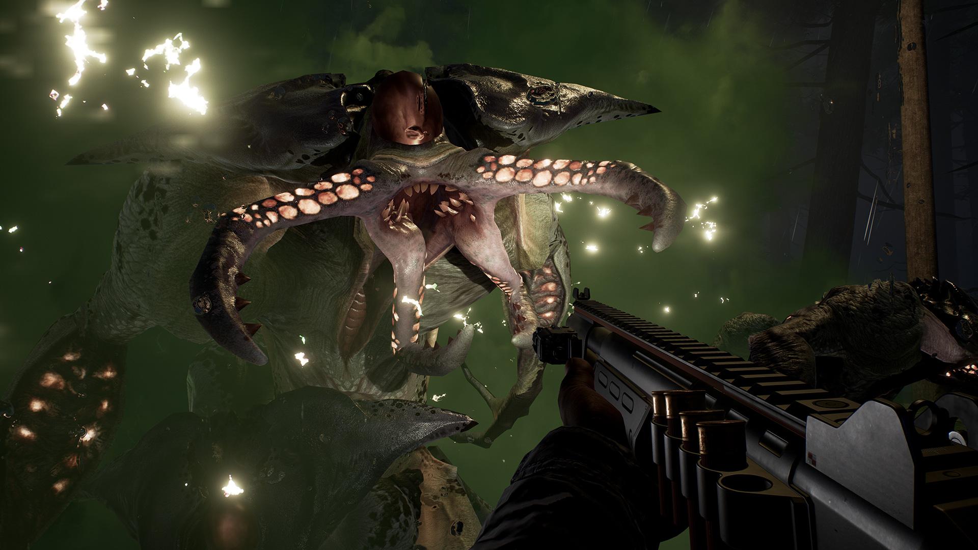 Neues Spiel Earthfall mixt Left 4 Dead mit dem PvE-Teil von Fortnite