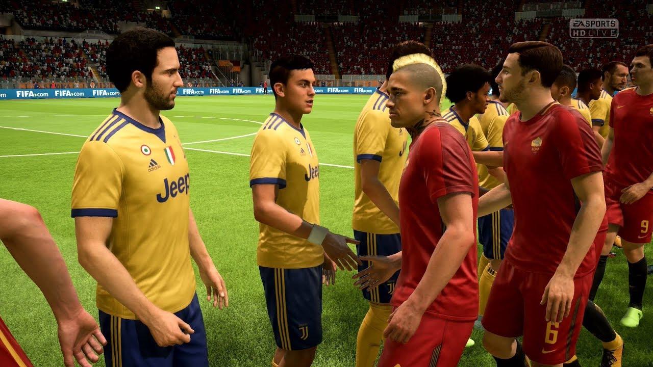 FIFA 18 Team of the Season: Das TOTS der Serie A ist da