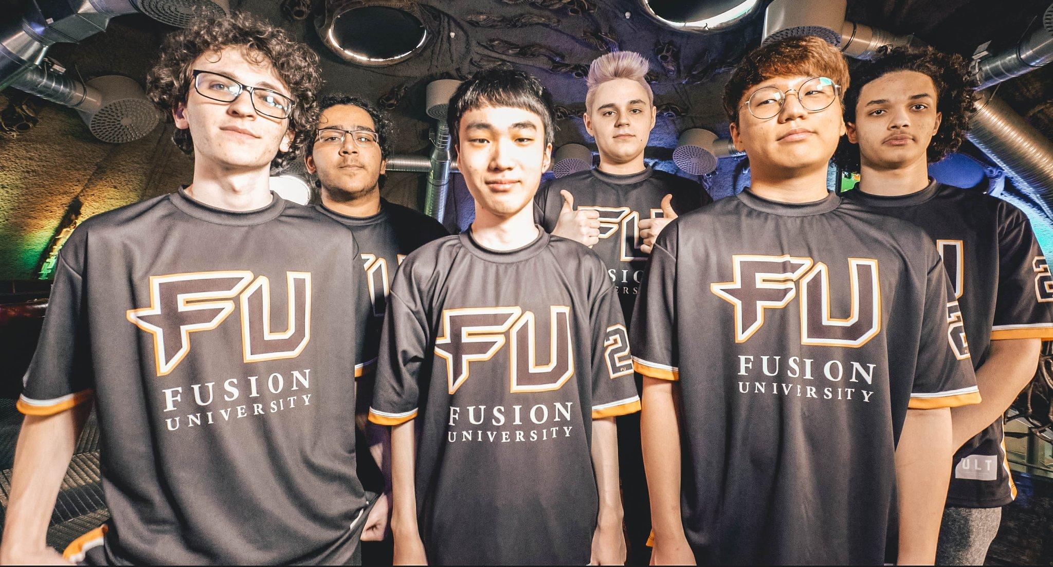 Overwatch: Trikots der Fusion University gebannt, weil … FU