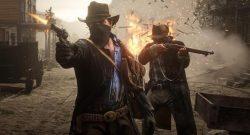 Red Dead Redemption 2 Ballerei