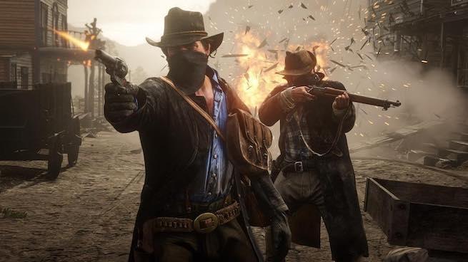 Red Dead Redemption 2 mit zeitexklusiven Inhalten auf der PS4