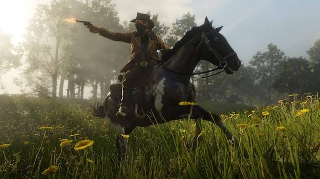 Macht Platz für Red Dead Redemption 2: PS4 braucht 105 GB