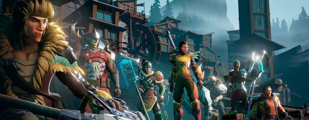 Heute ist Release von Dauntless auf PS4, Xbox One, PC – So startet Ihr den Gratis-Download