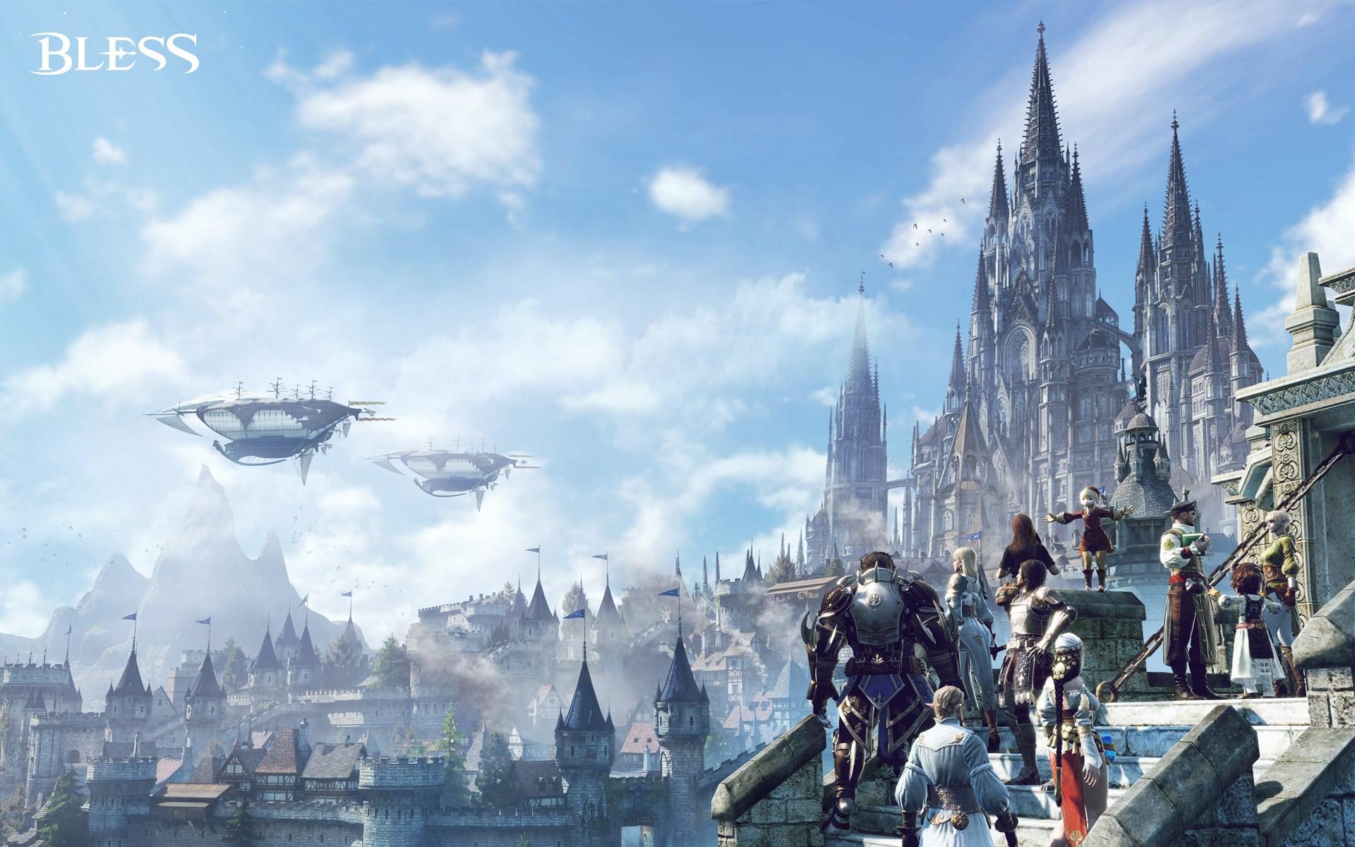 MMORPG Bless gibt nicht auf und kündigt große Pläne für 2019 an