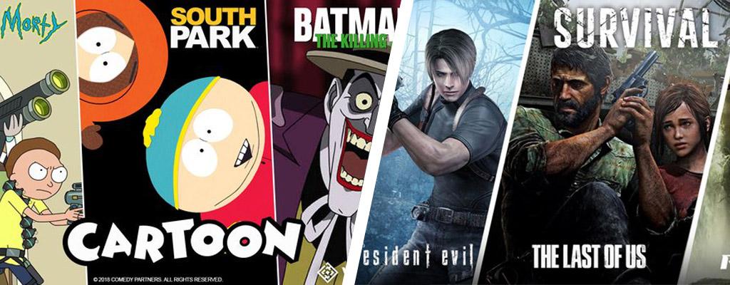 Wootbox jetzt mit 50% Rabatt sichern – Cartoon oder Survival zur Auswahl