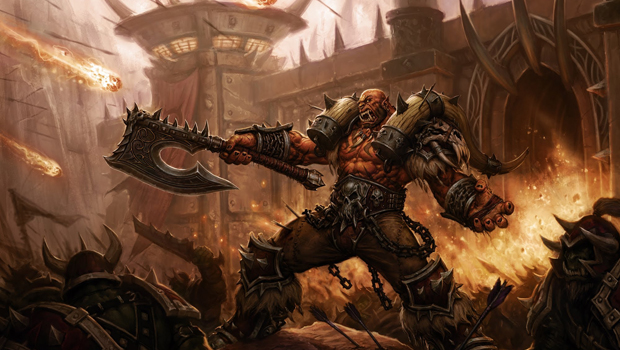 world of warcraft heroes of the storm garrosh höllschrei