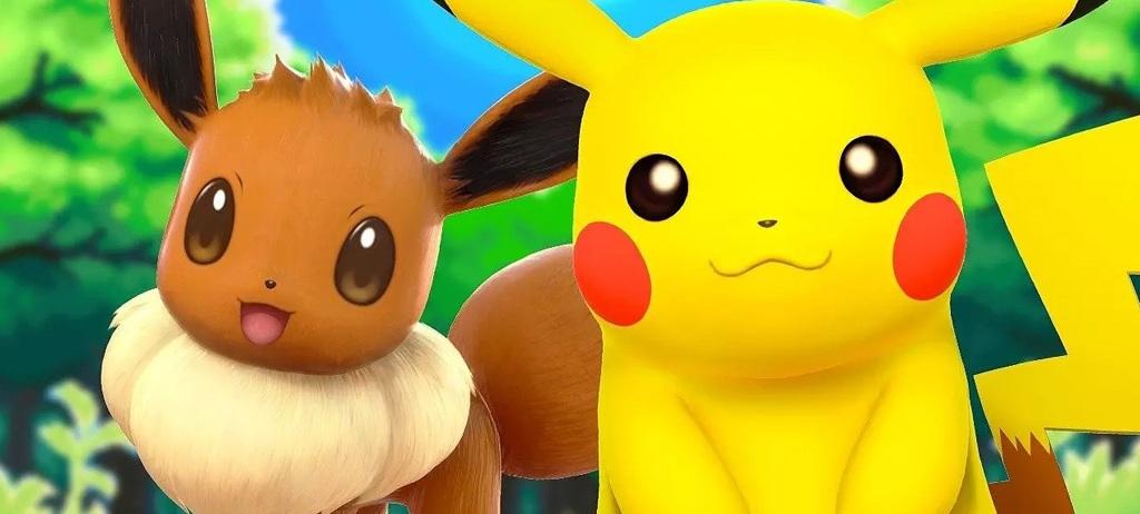pokemon let's go pikachu evoli