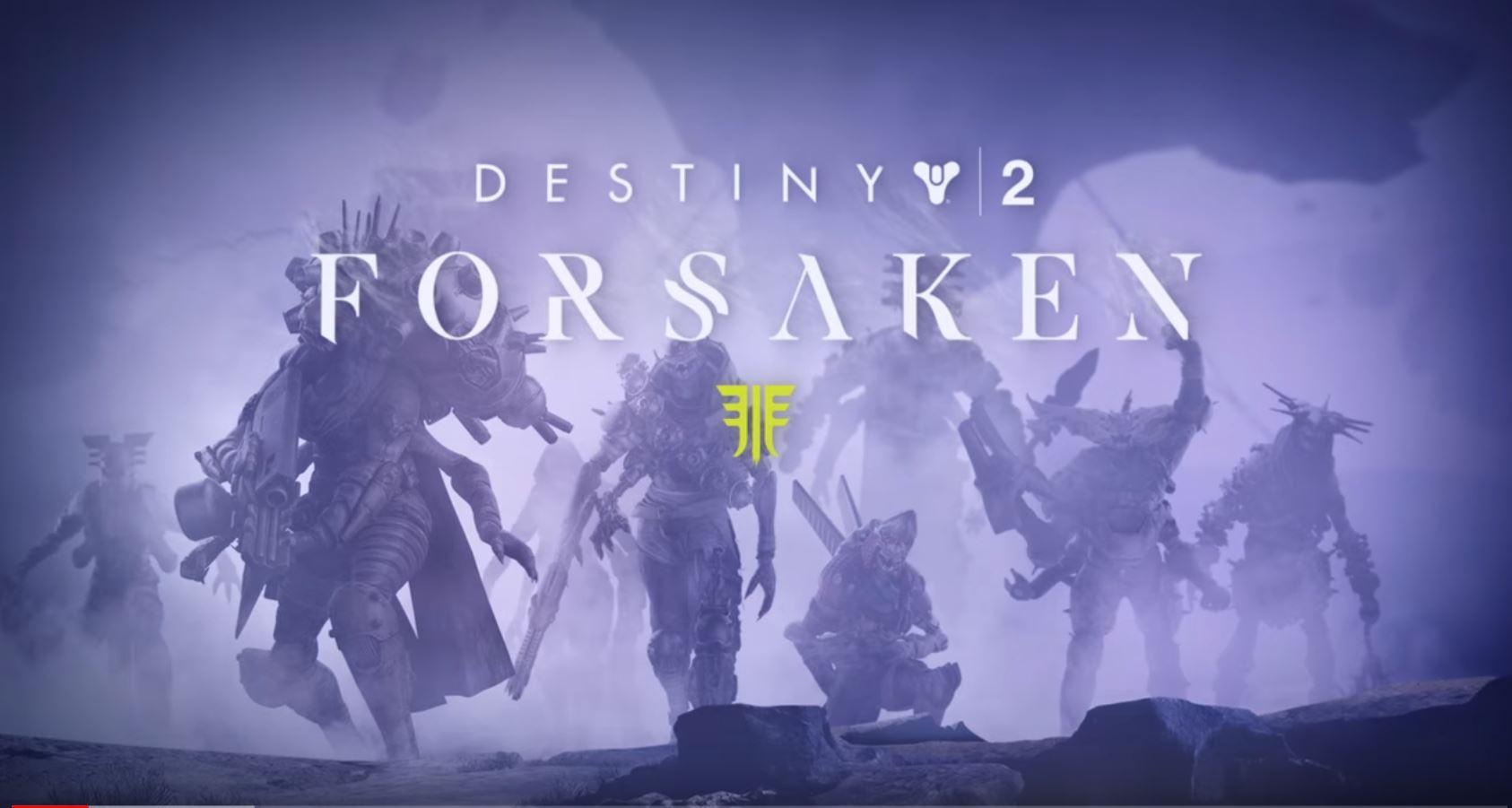 Destiny 2: Kommt mit Forsaken ein neues Eskalationsprotokoll?