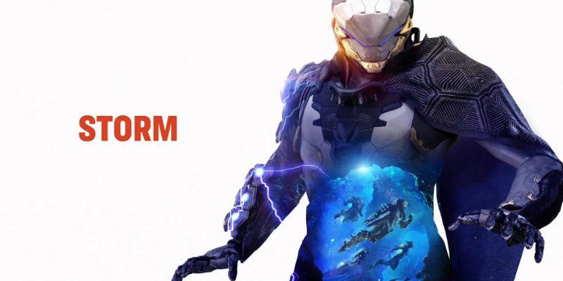 Neues Video zu Anthem zeigt detailliert Storm, den Magier-Javelin