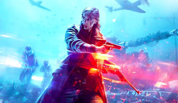 """Frauen in Battlefield 5 – EA-Chef sagt: """"Lebt damit oder spielt es nicht"""""""