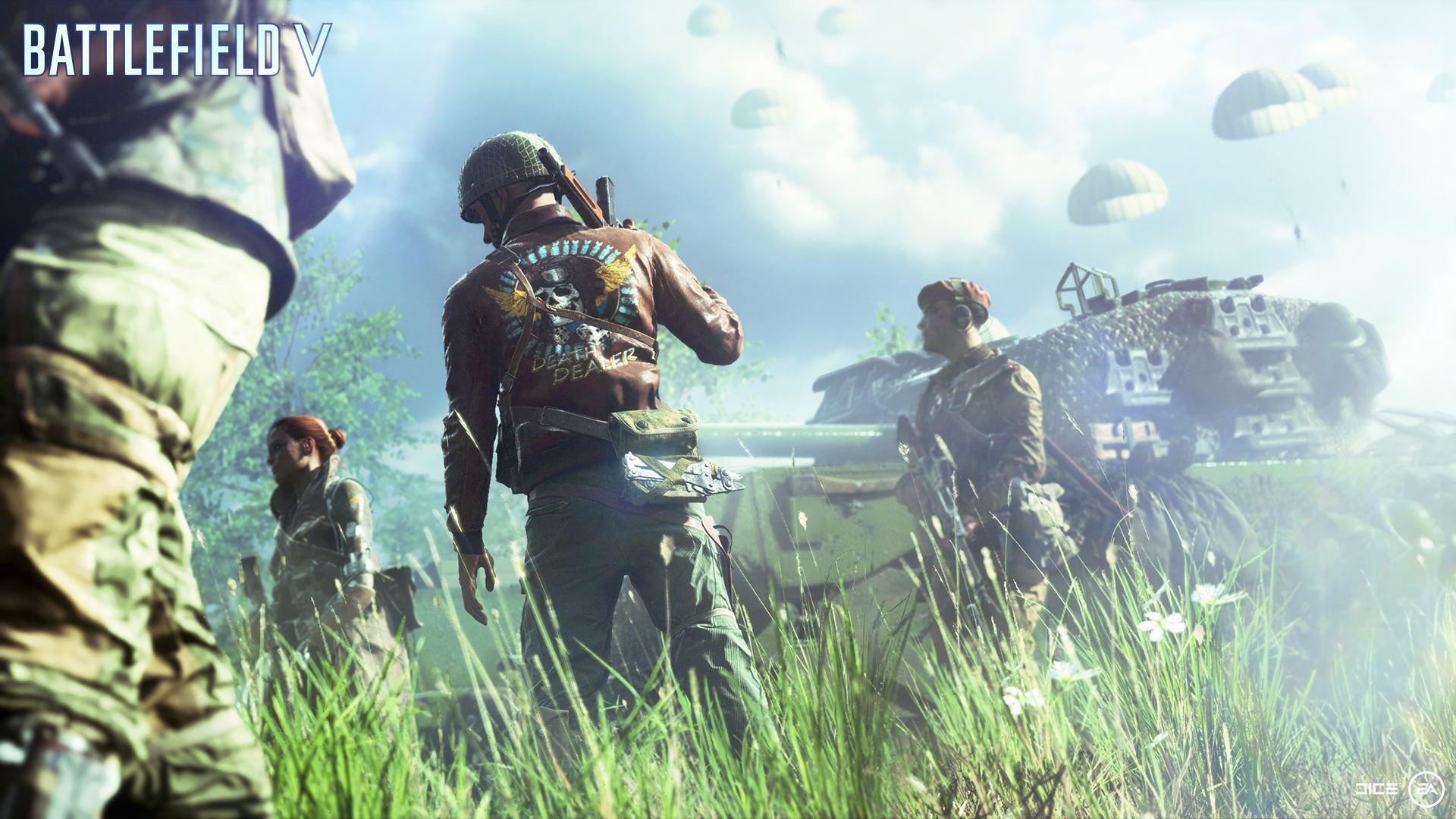 So will Battlefield 5 erreichen, dass ihr als Squad gemeinsam spielt