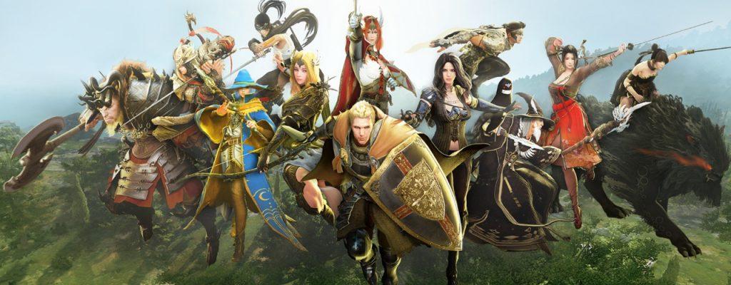 Neues MMORPG Black Desert hat endlich Release-Termin auf PS4