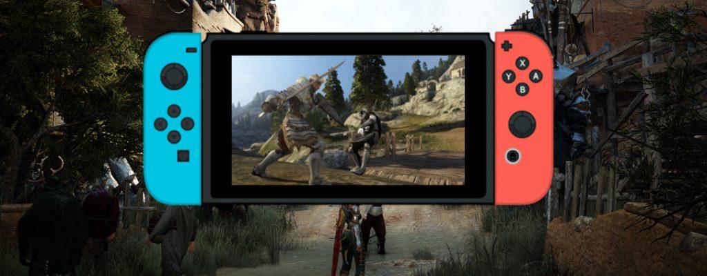 Black Desert ist noch nicht auf XBox One, flirtet schon mit Switch-Release