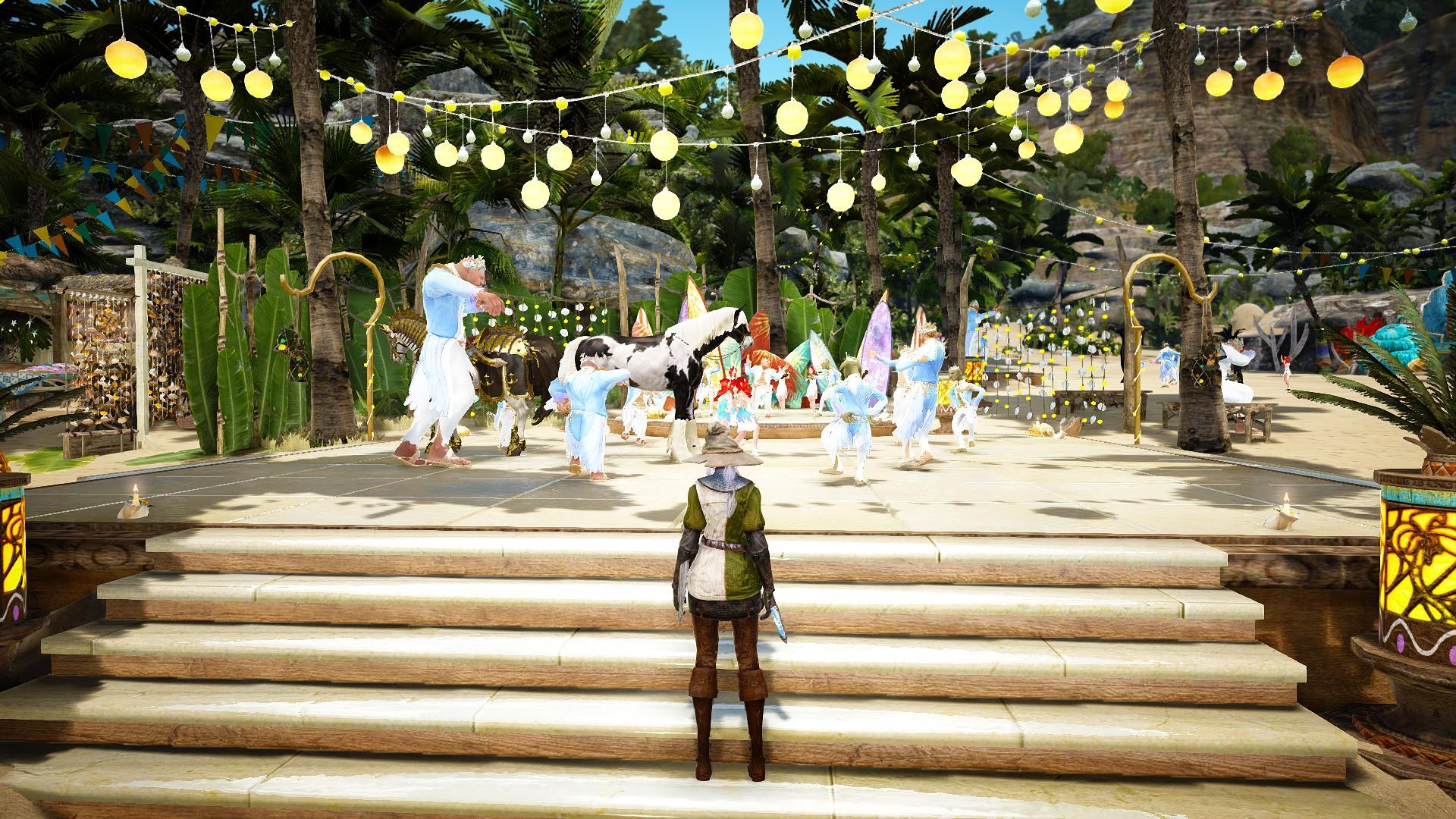 Black Desert: Sommerfest lockt mit Minispielen und Angelspaß