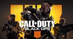COD Black Ops 4 Title