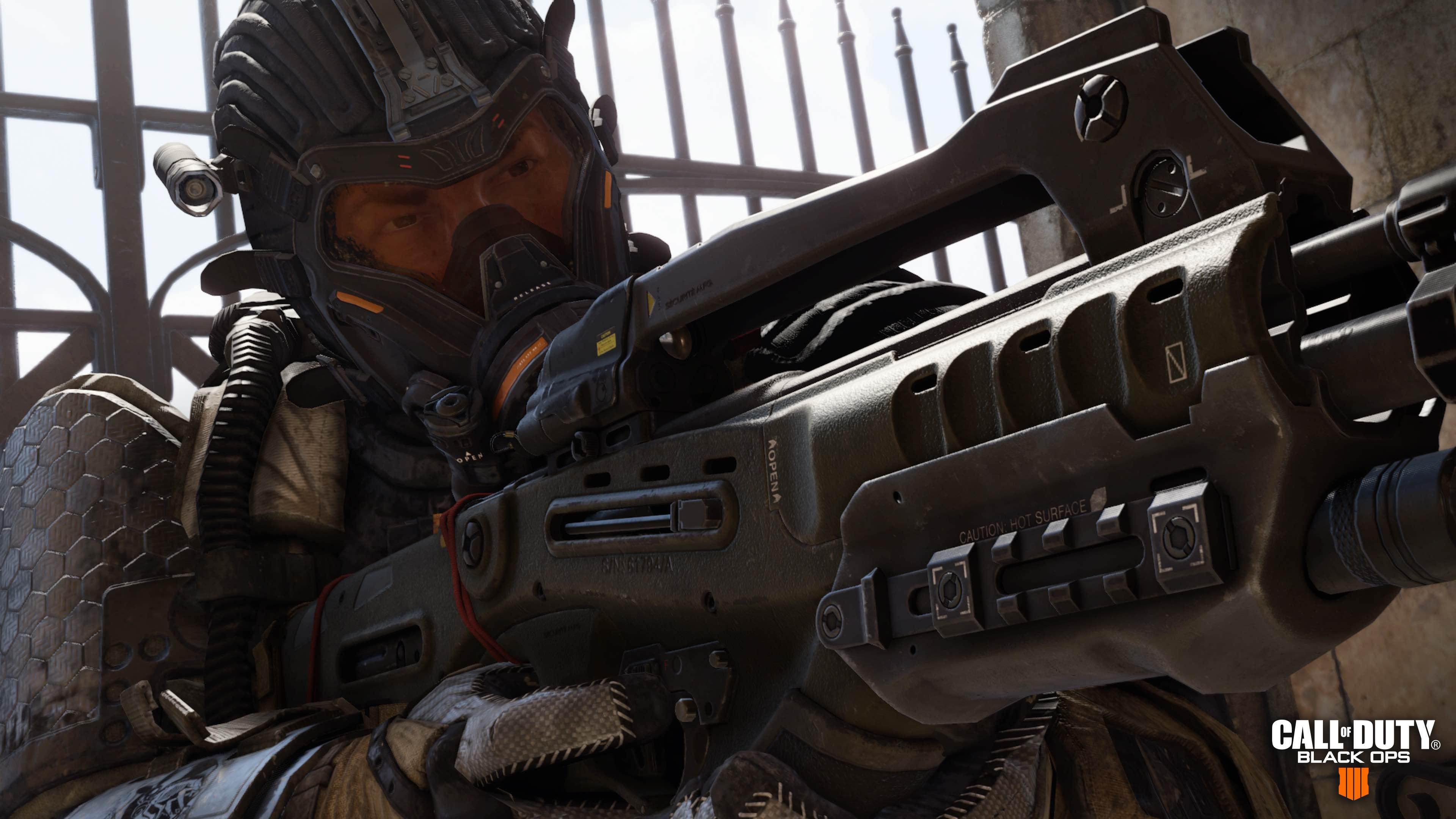 Call of Duty: Black Ops 4 – DLCs gibt's nur im Season Pass, nicht einzeln