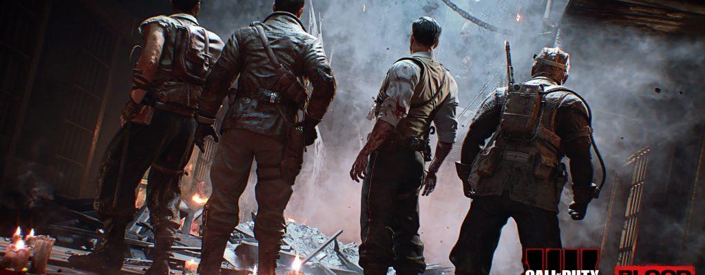 In Call of Duty: Black Ops 4 sollen Zombies für Chaos in Blackout sorgen