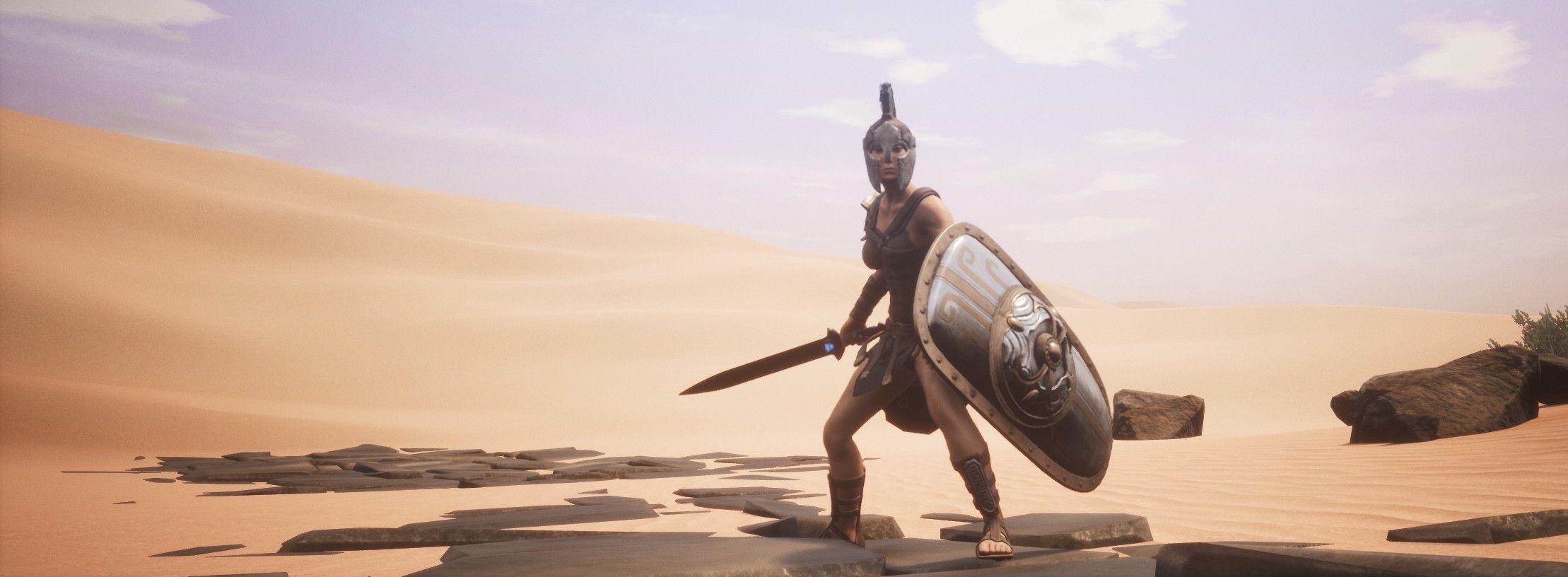 Conan Exiles wollte es nicht, aber seht hier den unangekündigten DLC