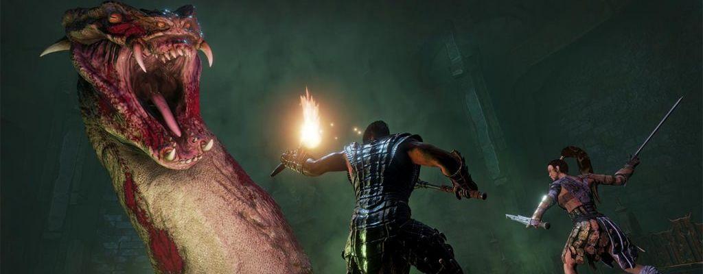 So geht's bei Conan Exiles weiter: Zähmbare Begleiter und 1. DLC im Juni