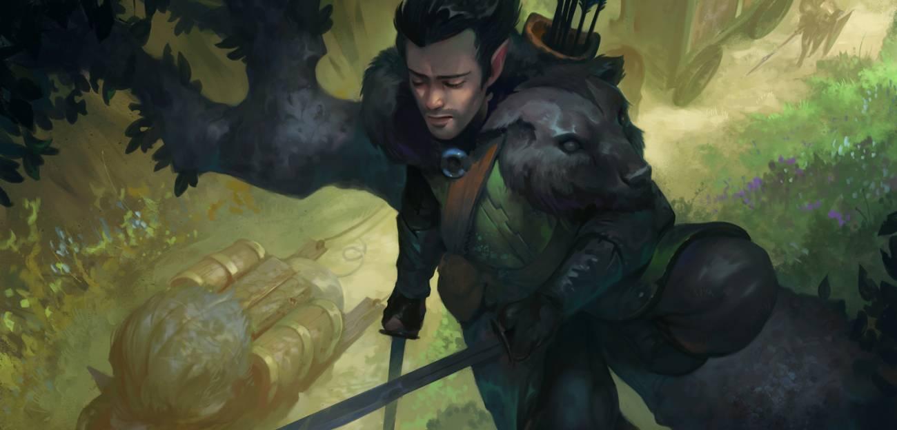 Crowfall Ranger