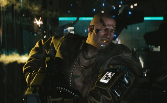 Cyberpunk 2077 Helicopter Attack