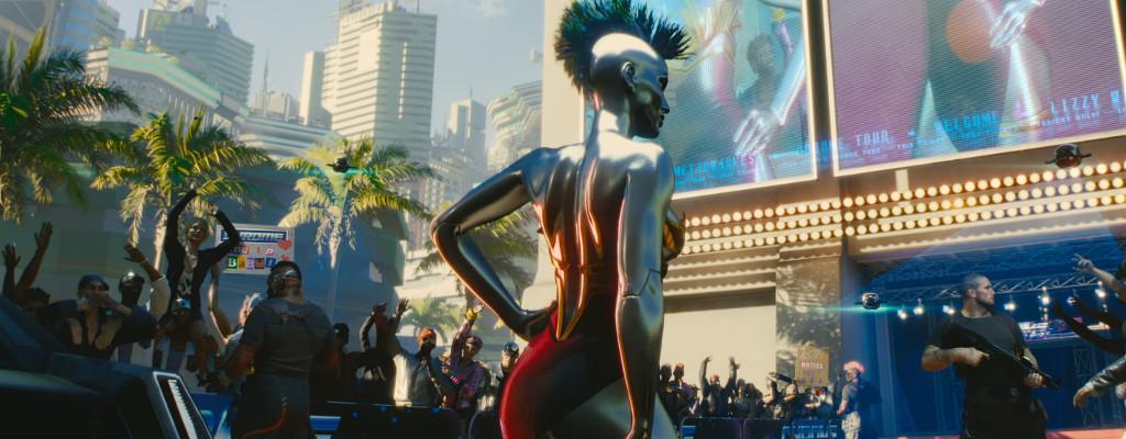 Ja, in Cyberpunk 2077 könnt ihr One Night Stands haben