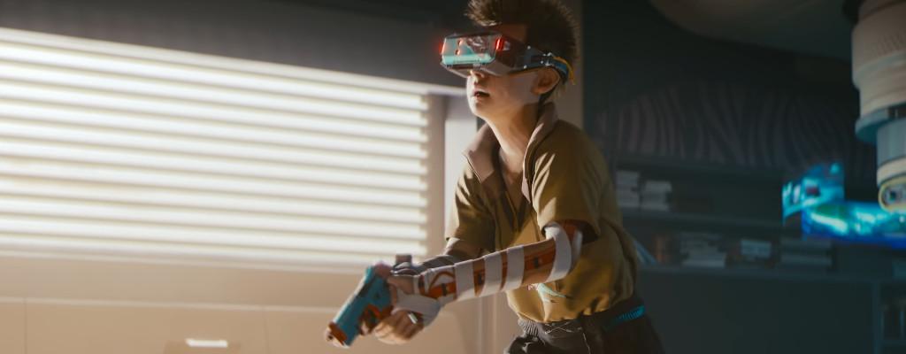 Darum setzt Cyberpunk 2077 auf die Ego-Perspektive