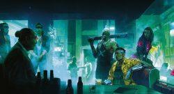Cyberpunk-Bar