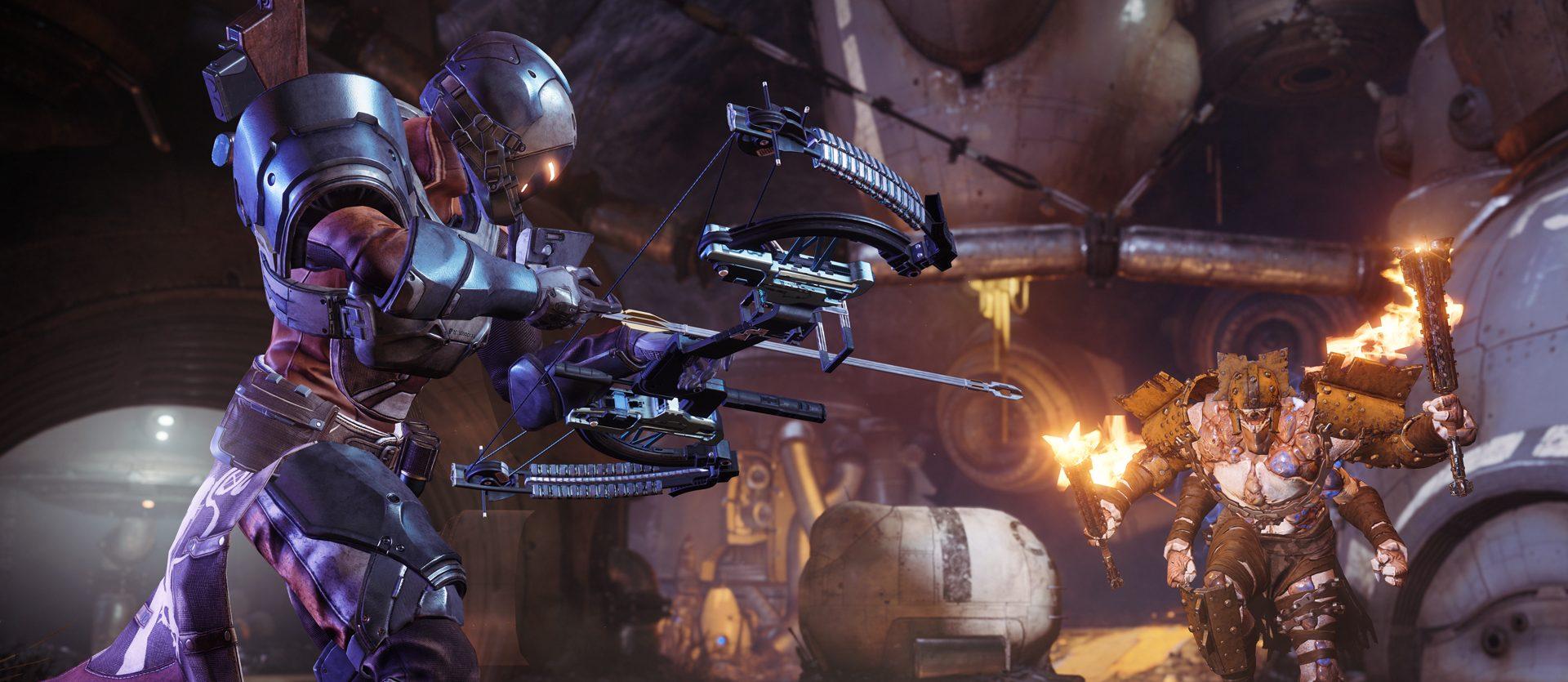 Destiny 2: Level-Cap und Max-Power-Level von Forsaken bekannt