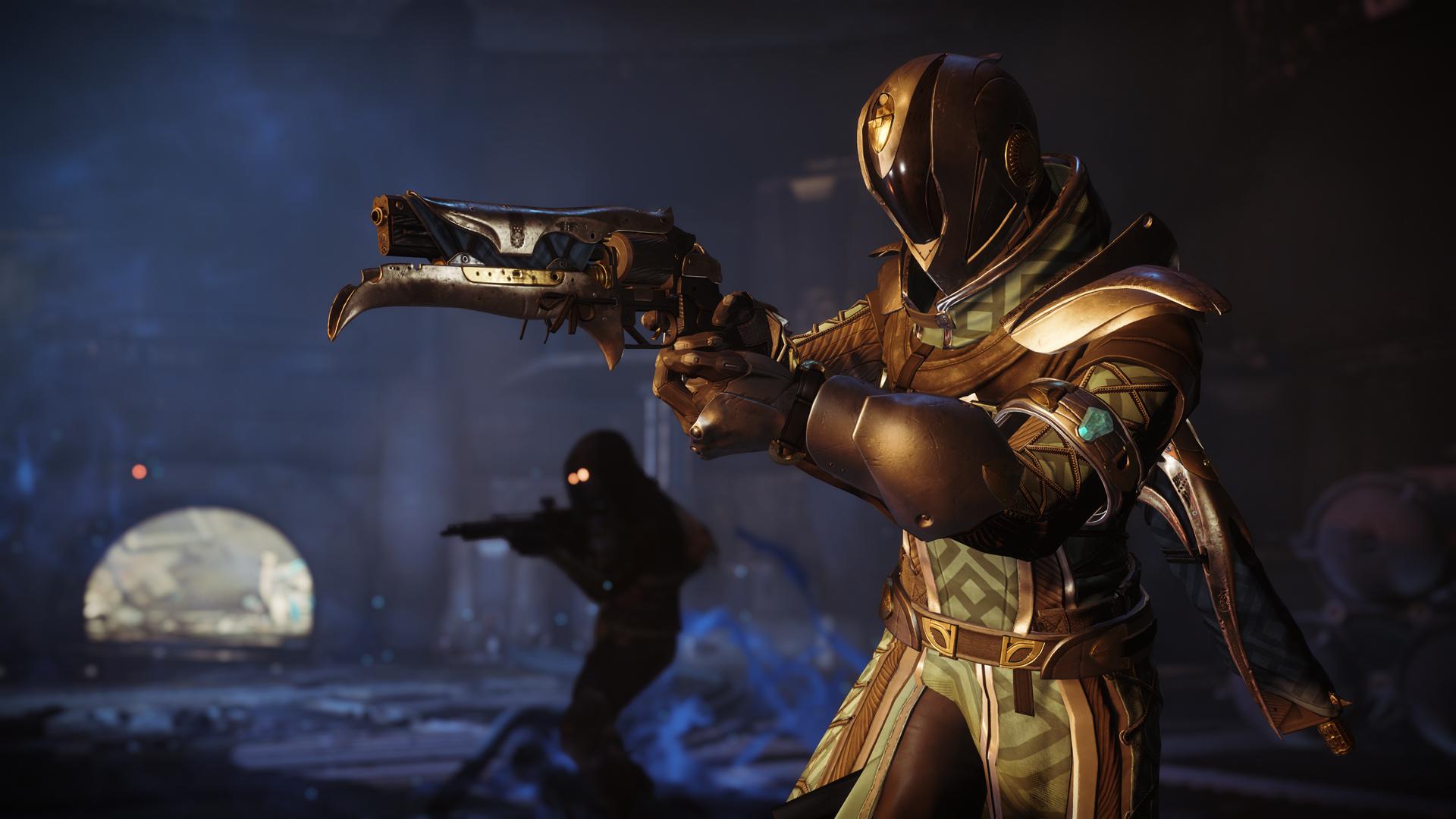 Destiny 2: Forsaken löst endlich das nervige Einweg-Shader-Problem