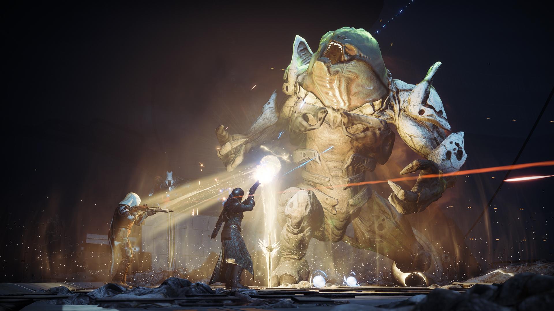 Destiny 2: Kann ich mein Gear aus Jahr 1 in Forsaken behalten?