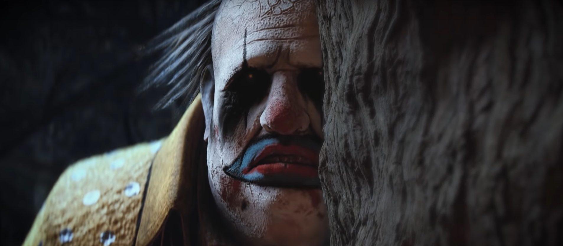 Dead by Daylight Clown so happy