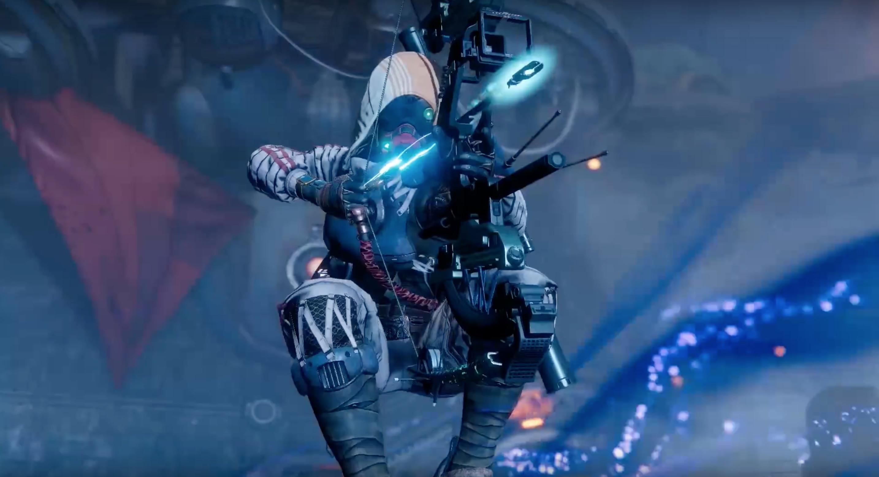 Destiny 2: Nach Jahren kommt mal wieder eine richtig neue Waffen-Art
